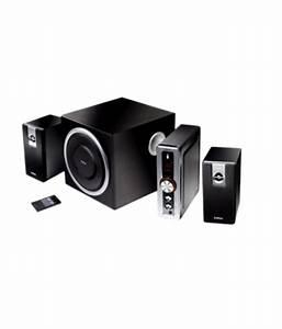 Buy Edifier C2 Plus 2 1 Speaker Online At Best Price In