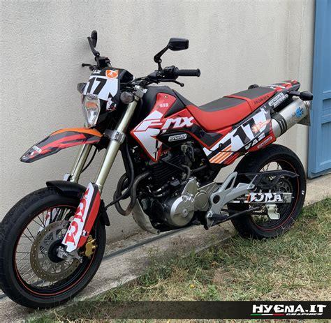 Aufkleber Kit Für Honda Fmx 650 2006 Kundenspezifische