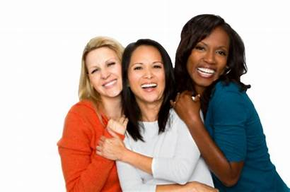 Friends Diverse Woman Doula Donor Egg Certification