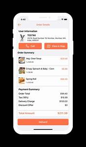 Single Restaurant Android Food Ordering App With Delivery