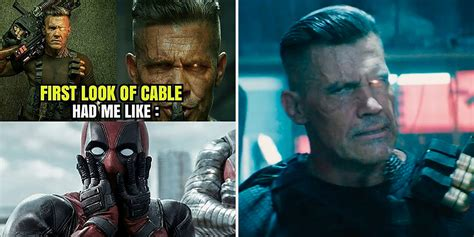 15 Hilariously Dank Deadpool And Cable Memes