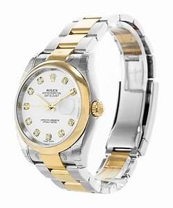 Domed Bezel Datejust 116203 - Replica Watches Store