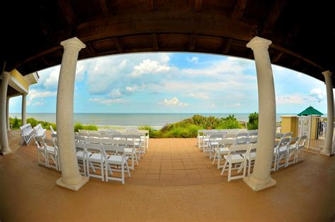 serenata beach club wedding ceremony reception venue