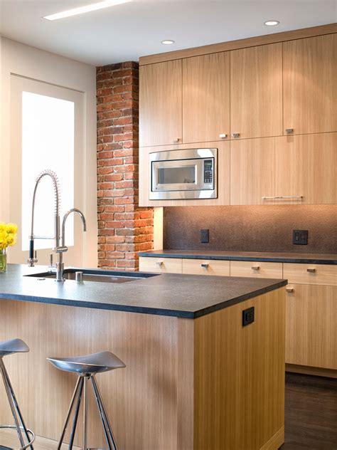 resurfacing kitchen cabinets kitchen modern  brick