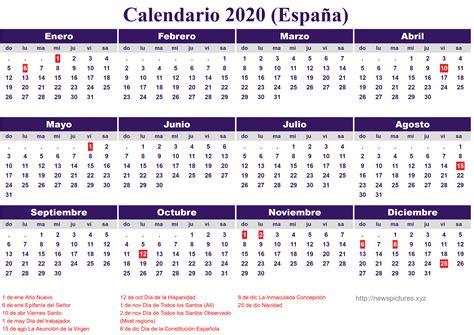 calendario festivos  espana boe newspicturesxyz