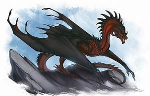 Red Wyvern by Adalfyre on DeviantArt