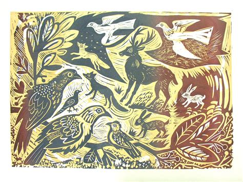 fauna  mark hearld