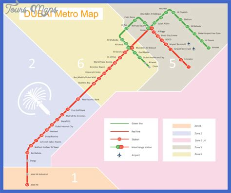 Carte Metro Pdf by Carte Metro Dubai Pdf