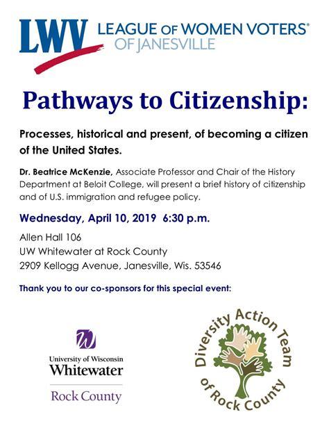 april pathways citizenship dr beatrice mckenzie diversity