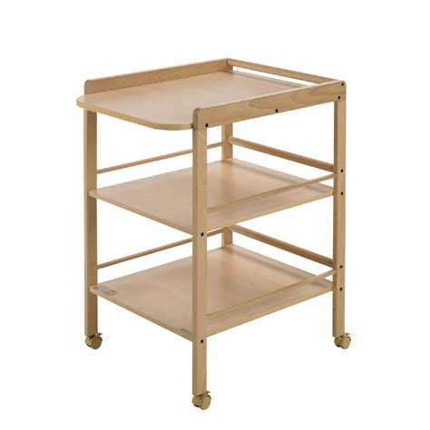 dhl siege geuther table à langer clarissa naturel 4842na