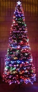 fiber optic led tree
