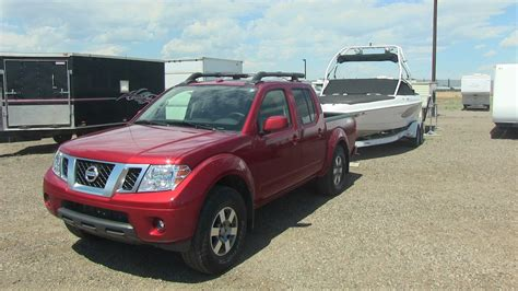 2013 Nissan Frontier Pro-4x Goes For 0-60 Mph