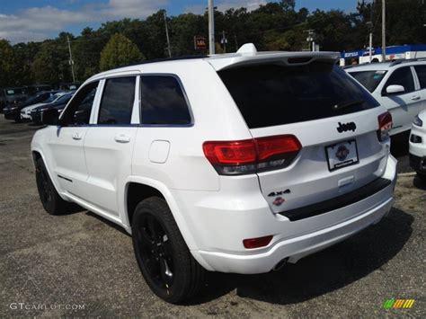 white jeep grand cherokee 2015 bright white jeep grand cherokee altitude 4x4