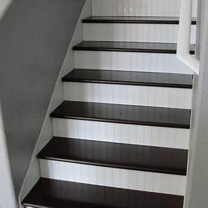 les 25 meilleures idees de la categorie escalier relooking With peindre les contremarches d un escalier en bois 12 renovation escalier et idees de decoration 78 photos supers