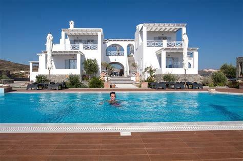 The Best Hotel In Milos Greece Eat Work Travel Luxury