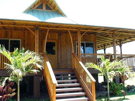 desain rumah bambu sederhana rumah desain minimalis