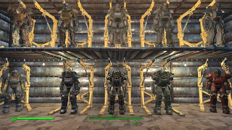 i thought power armor was going to be rarer in fallout 4