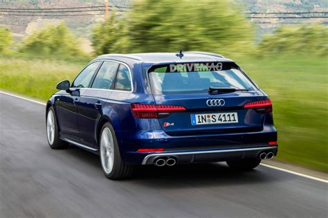 Audi A4 2019 by Here S What The Facelifted 2019 Audi A4 Family Will Look Like
