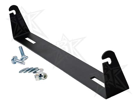 2010 2014 ford f 150 svt raptor bumper mount black rigid
