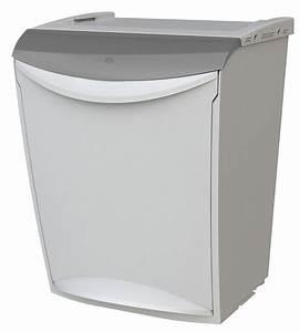Poubelle Tri Selectif 2 Bacs : poubelle tri selectif encastrable maison design ~ Dailycaller-alerts.com Idées de Décoration