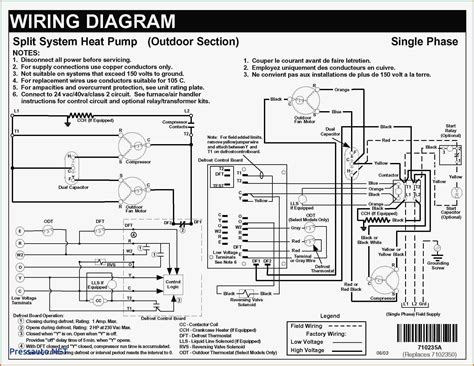 Wiring Diagram For Electric Heat by Nordyne Wiring Diagram Electric Furnace Collection