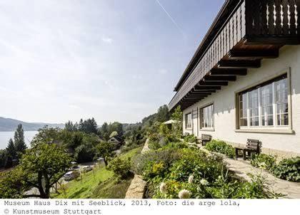 Otto Dix Haus  Museen Am Bodensee  Hemmenhofen, Höri