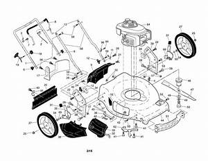 Husqvarna Engine Diagrams