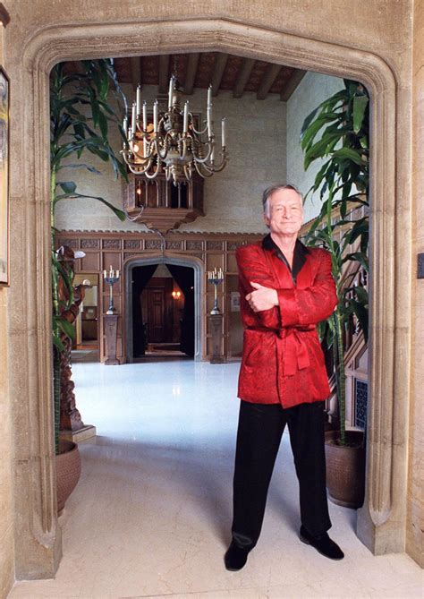 Hugh Hefner, Style Icon: The 'Playboy' Founder's Life in ...