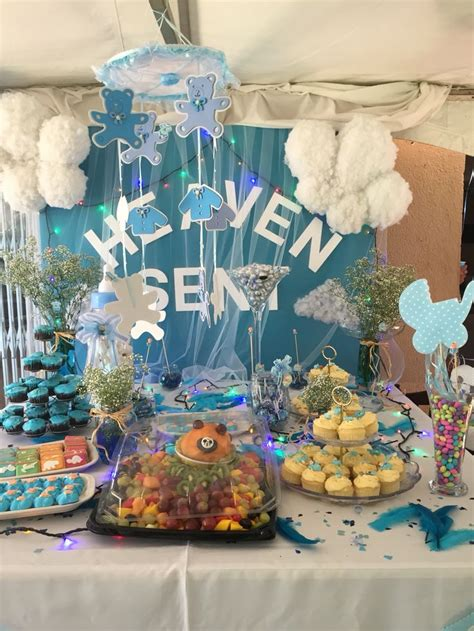 heaven themed baby shower 41 best images about ideas heaven sent theme on pinterest lollipop birthday baby showers