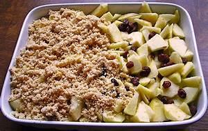 Rezept Rhabarber Crumble : apple crumble rezept mit bild von kattdjur ~ Lizthompson.info Haus und Dekorationen