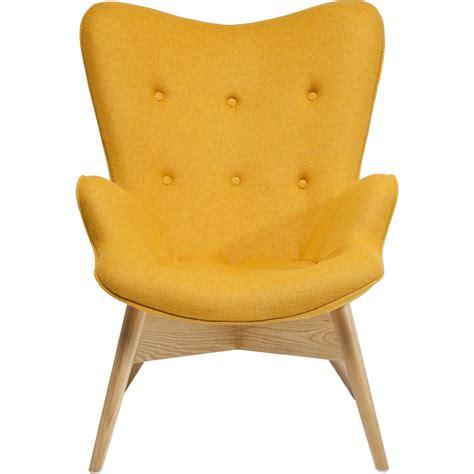 canapé iceberg fauteuil scandinave jaune wings eco kare design