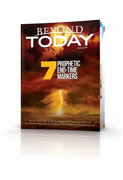 Today Beyond August Magazine July Prophecy Fitness