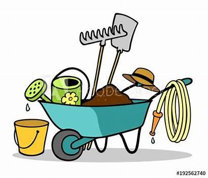 Clipart Gartenarbeit Service Llc