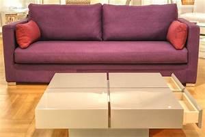 magasin futon paris lit leonie une meuble mini prix 167 With canapé convertible couchage quotidien avec tapis kilim pas cher