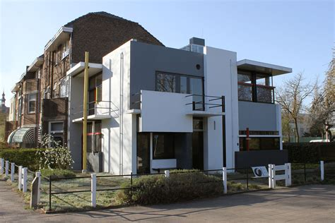Gerrit Rietveld Haus Schröder by Maison Schr 246 Der De Rietveld Wikip 233 Dia