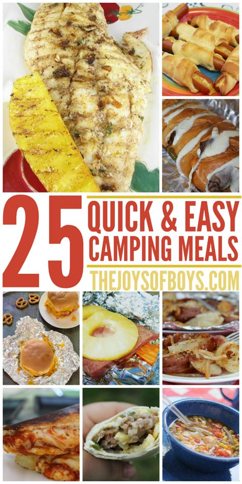cuisine cing top 28 fast easy food fast easy cing meals will