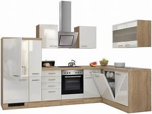 Küche Günstig Kaufen Mit Elektrogeräten : winkel k chenzeile mit e ger ten florenz breite 310 x ~ Watch28wear.com Haus und Dekorationen