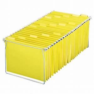 oic adjustable hanging folder frames 24quot to 27quot letter With hanging letter file folder drawer frames