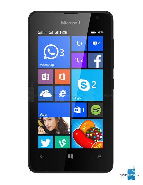 microsoft lumia microsoft lumia 430 specs