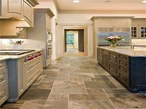 Kitchen floor coverings ideas wood floors for Top 4 best kitchen flooring options