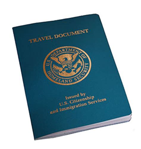 i 131 filing fee application for travel document cost