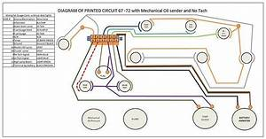 Printed Circuit Diagram      67 Vboard