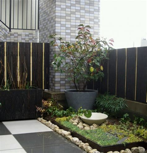 Garden Minimalist by Minimalist Garden Design Pictures Photos Images