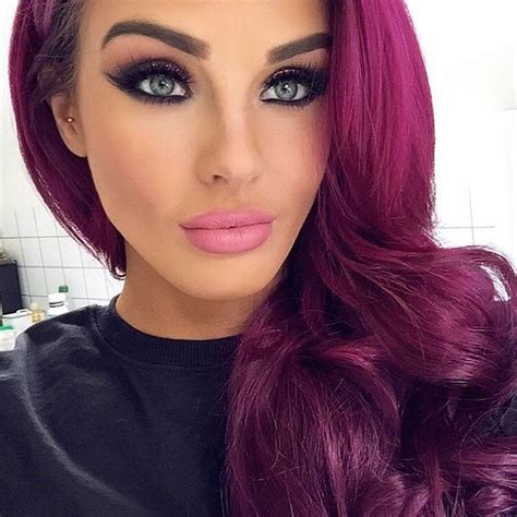 Magenta Pink Hair Best Hair Styles Color And Cuts