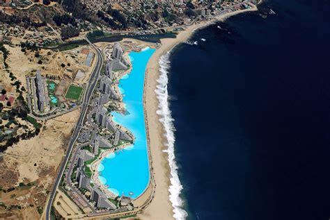 san alfonso del mar pool chile world  travel
