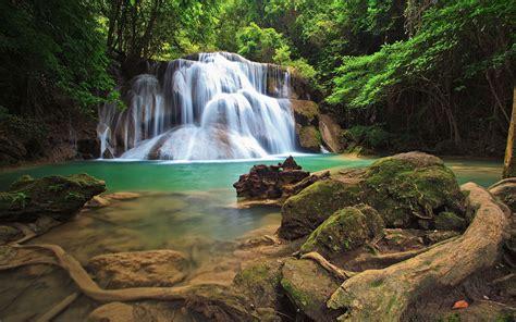 Waterfall Hd Wallpaper Background Image 2560x1600 Id