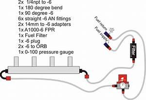 Fuel Pressure Regulator Diagram