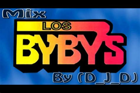 Mix Los Bybys By (D_J_D) - YouTube