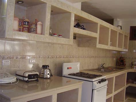 disenos de cocinas integrales de concreto casa diseno