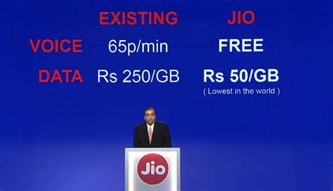 reliance jio launches cheapest 4g smartphone lowest 4g data plans free lifetime voice calls